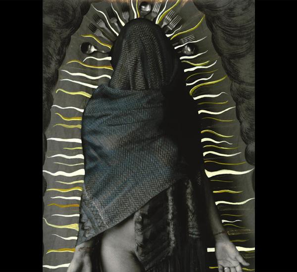 Série La résistance de la foi, <em>Vierge absente blessée</em>