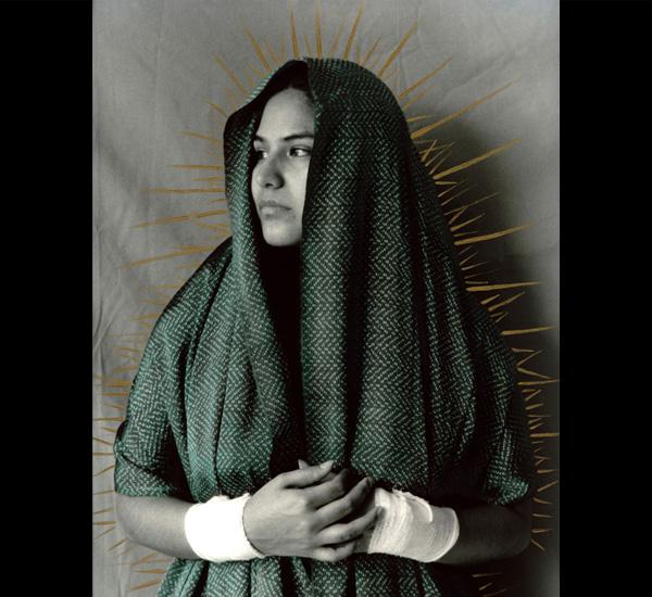 Série La résistance de la foi, <em>Vierge absente verte</em>