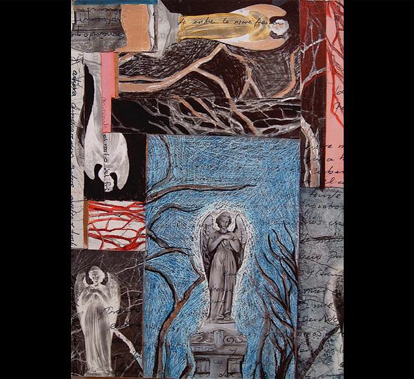 Série Transfigurations, <em>Ange de la mort</em>