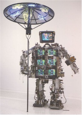 Global Encoder - Nam June Paik 1990?