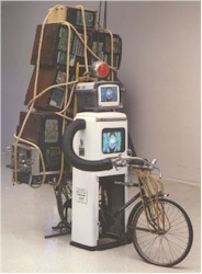 Nomad - Nam June Paik