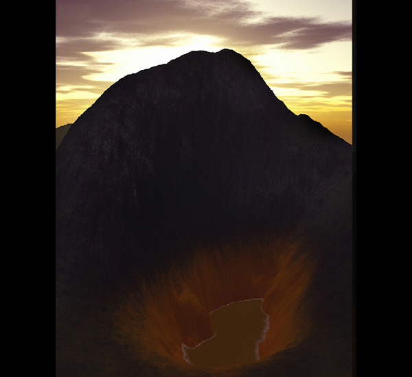 Orogènesi: Ombres de Dali, 2004
