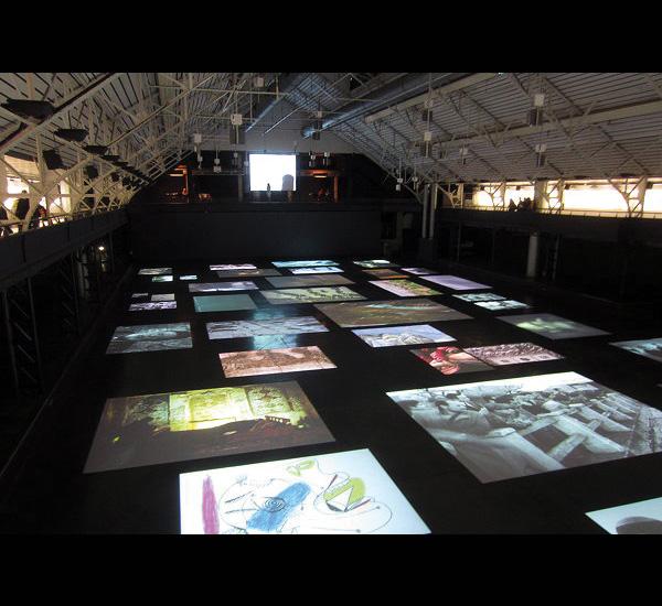 Histoires de Fantômes pour grandes personnes, Le Fresnoy, Tourcoing, 2012