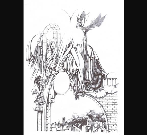Xavier Lambert, dessin 77