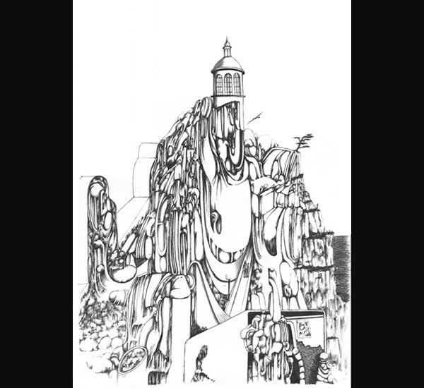 Xavier Lambert, dessin 78