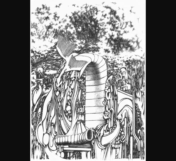 Xavier Lambert, dessin 79