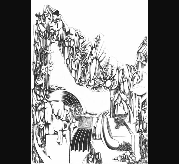Xavier Lambert, dessin 81