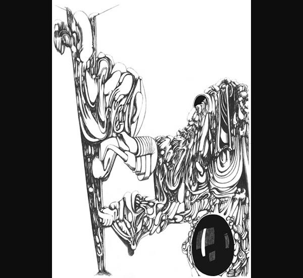 Xavier Lambert, dessin 82
