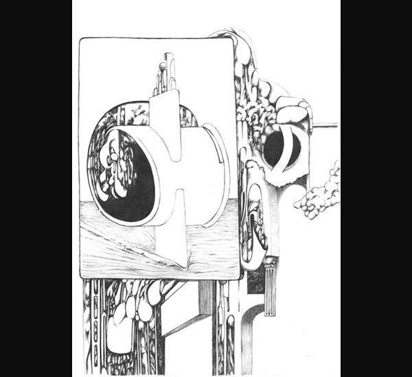 Xavier Lambert, dessin 85