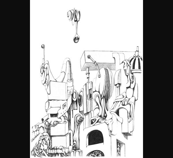 Xavier Lambert, dessin 86