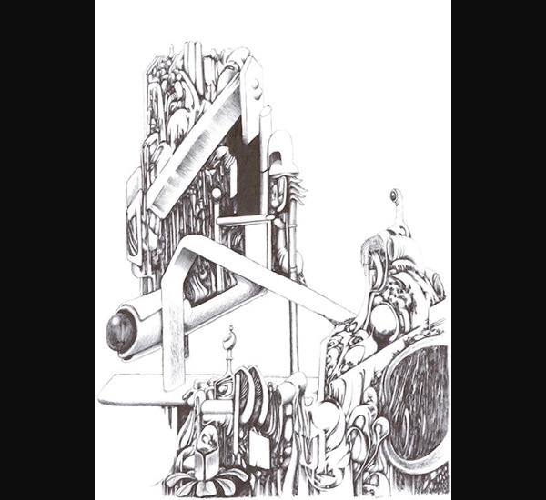 Xavier Lambert, dessin 88