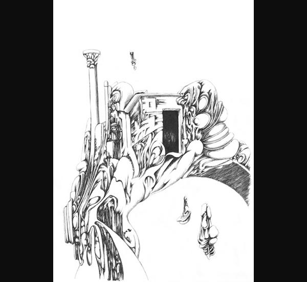 Xavier Lambert, dessin 89