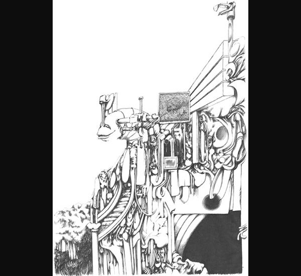 Xavier Lambert, dessin 92