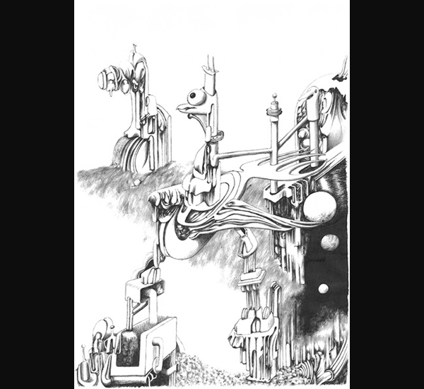 Xavier Lambert, dessin 93