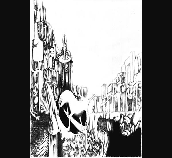 Xavier Lambert, dessin 94