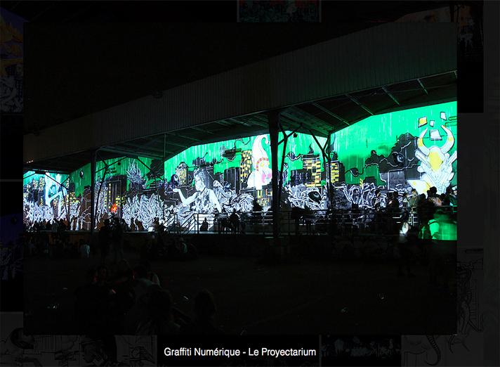 Graffiti numérique